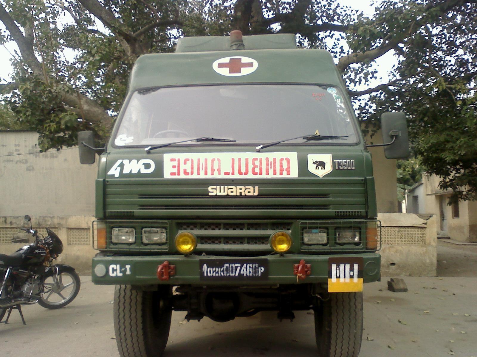 SWARAJ Swaraj Mazda And Punjab Tractors Limited Indias Original