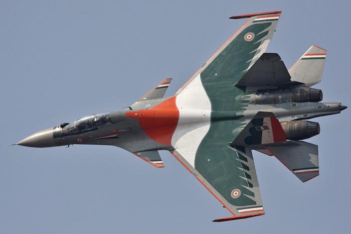 IAF SUKHOI 30