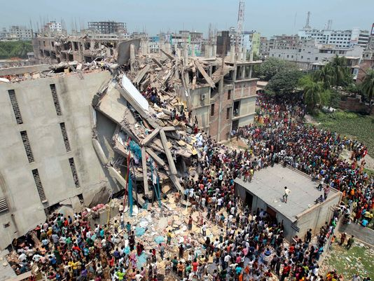 bangladeshi buliding collapse