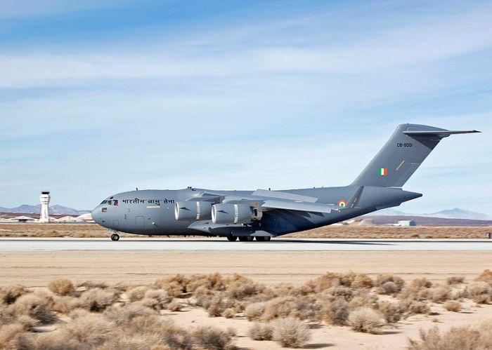 IAF C17